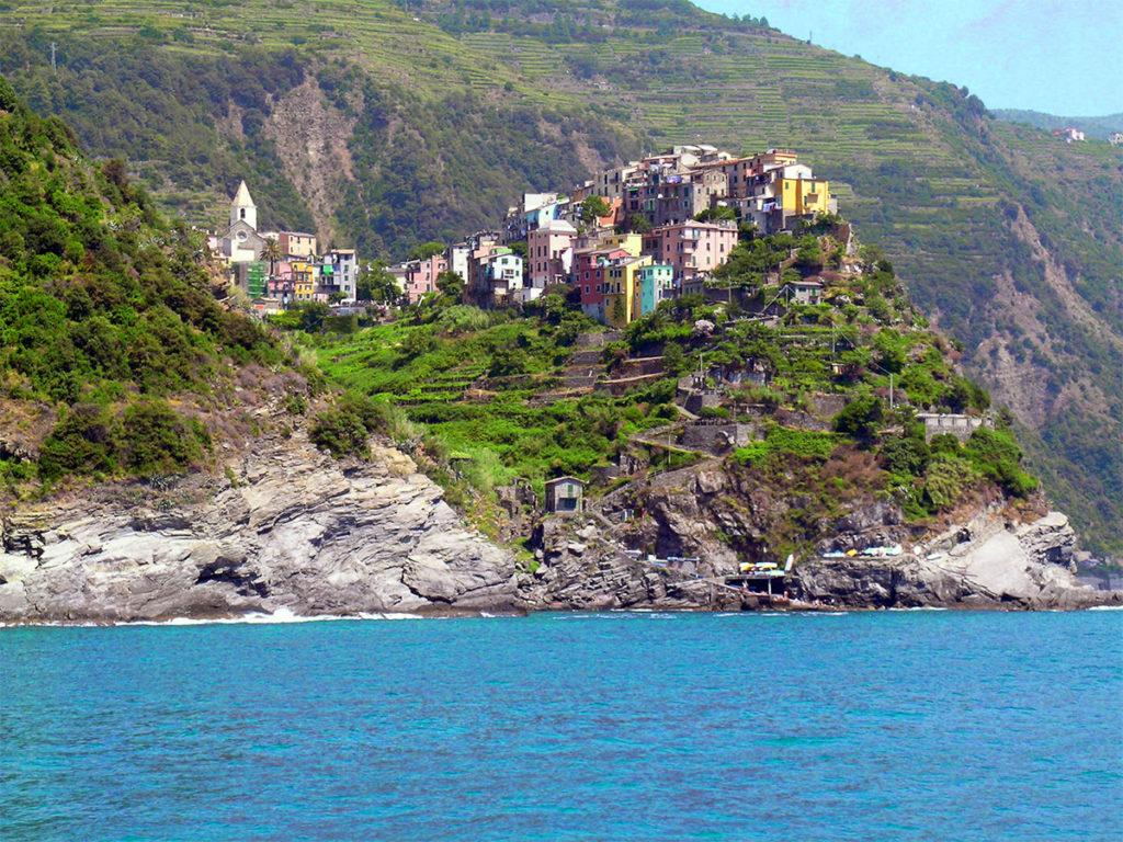Corniglia - Cinque Terre - Liguria - Italy