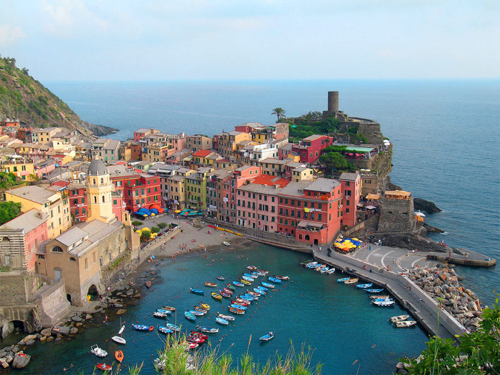 Vernazza - Cinque Terre - Liguria - Italy