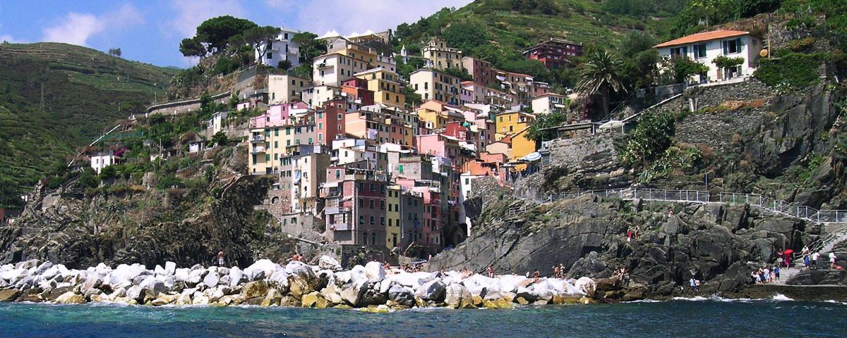 Riomaggiore Cinque Terre Hotels