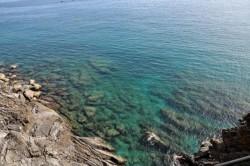 Cinque Terre sea